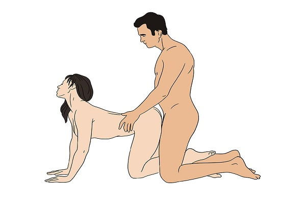 Position for sex doggy Doggystyle Sex