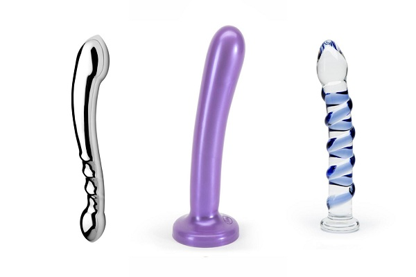 Which type of dildo material use in Oral Stimulation?